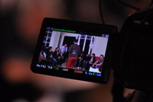 video sur mesure : impro et compagnie
