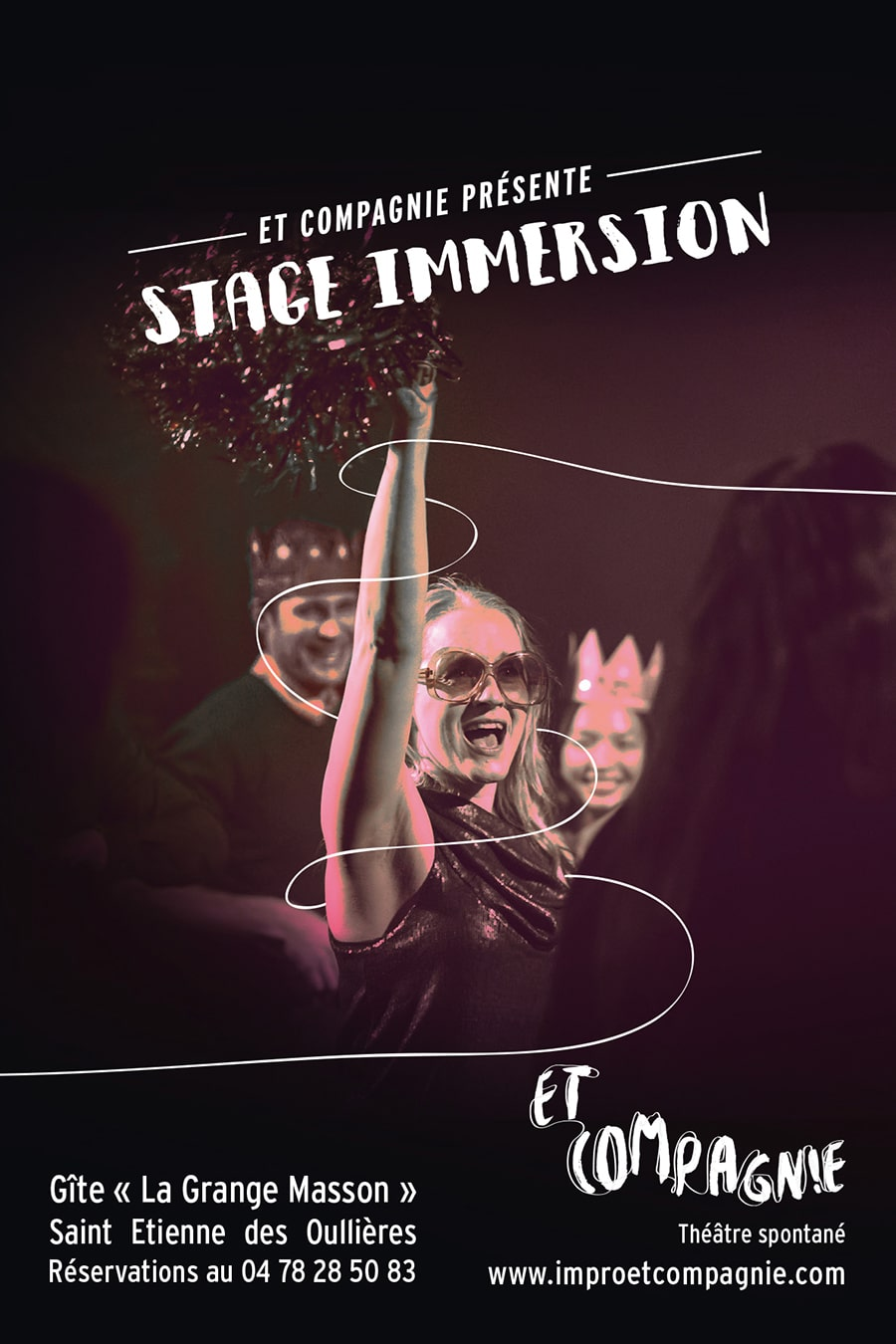 Stage immersion